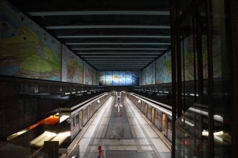 Metrostation VIII