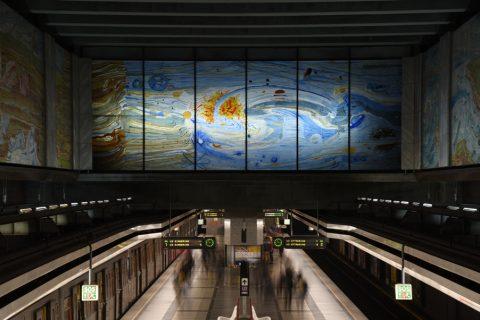 Metrostation V