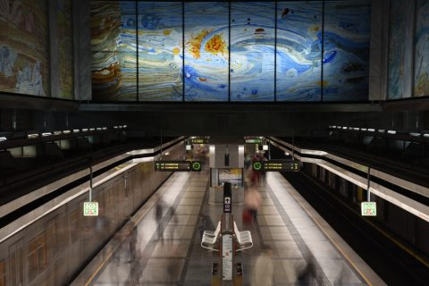 Metrostation VI