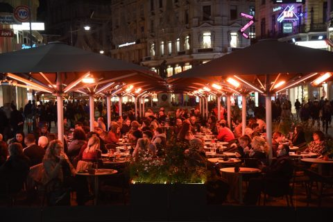 Vienna nightlife