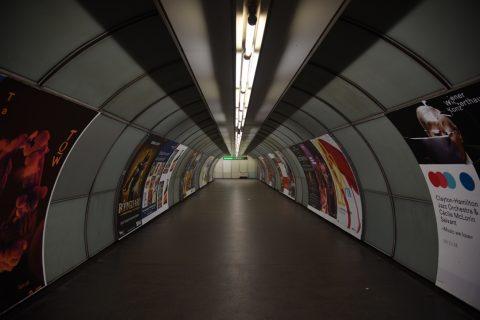 Silent subway