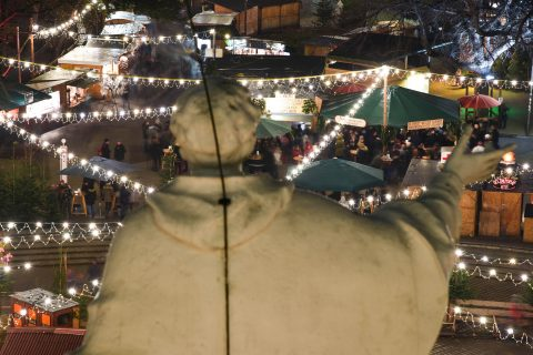 Christmas market III