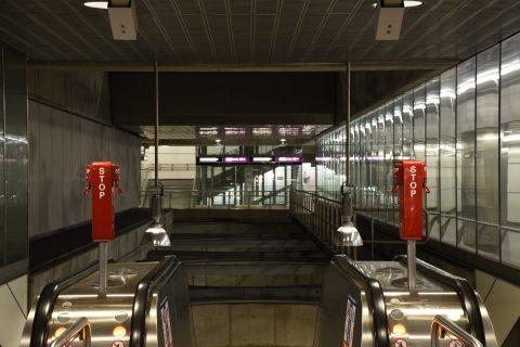 Metrostation X
