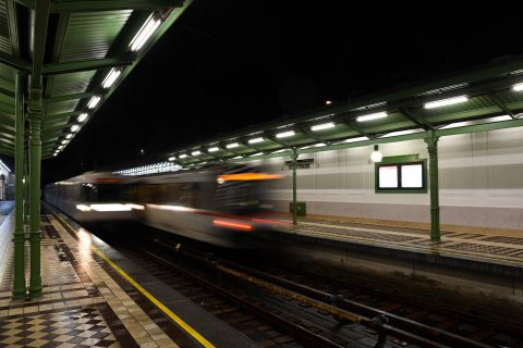 Metrostation XIV