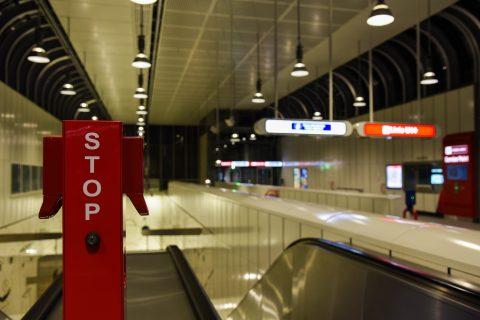 Metrostation XVI
