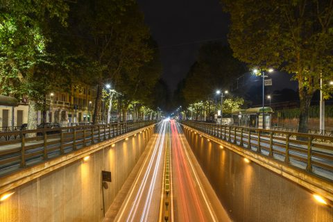 Tunnel I