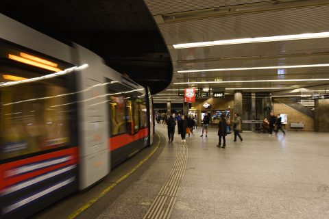 Tramstation I